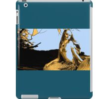 Solitary Mermaid. iPad Case/Skin