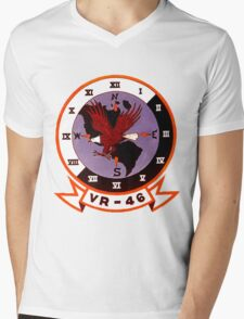 VR-46 Eagles Mens V-Neck T-Shirt