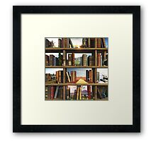 StoryWorld Framed Print