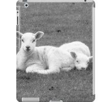 Lambs iPad Case/Skin