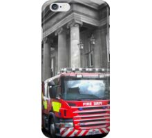 Fire Engine iPhone Case/Skin