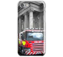 Fire Engine iPhone Case/Skin