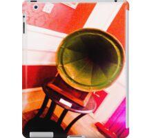 Phonograph to tango. iPad Case/Skin