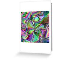 Rainbowscopy Greeting Card