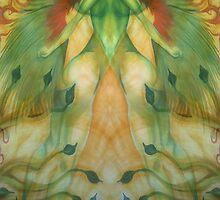 Winged Woman by Antony Potts
