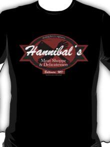 Hannibal's Meat Shoppe & Delicatessen T-Shirt