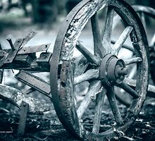 Squeaky Wheel by Jessica Manelis