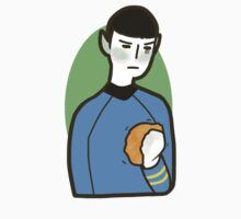 Vulcan meets Tribble by SwitchNow