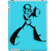 Mega man v2 iPad Case/Skin