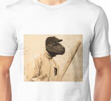 Baseball Velociraptor Unisex T-Shirt