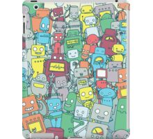 Robot Party iPad Case/Skin
