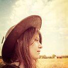 Little Lady on the Prairie by Nikki Smith