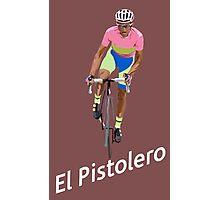 El Pistolero Photographic Print