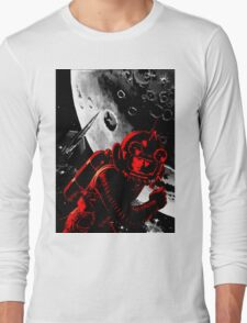 Reds in Space Long Sleeve T-Shirt