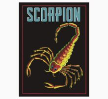 SCORPION by sashakeen