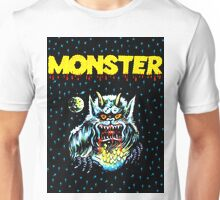 Simple Monster in the Night Unisex T-Shirt