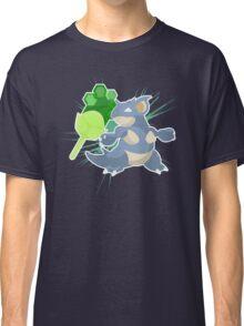 Earth Badge Nidoqueen Classic T-Shirt