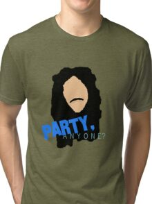 PARTY, ANYONE? Charles II shirt Tri-blend T-Shirt
