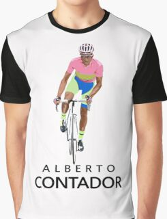 Alberto Graphic T-Shirt