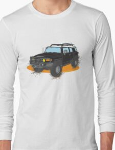 FJ Cruiser Long Sleeve T-Shirt
