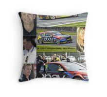 Colin Turkington - BTCC  Throw Pillow