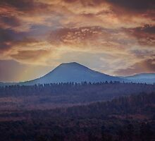 Pinnacle Mountain  by Ken Gehring