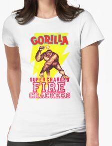 GORILLA BRAND  Womens Fitted T-Shirt