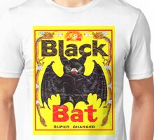 BIG BLACK BAT Unisex T-Shirt