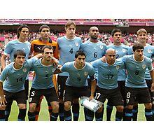 Uruguay - London 2012 Olympics  Photographic Print