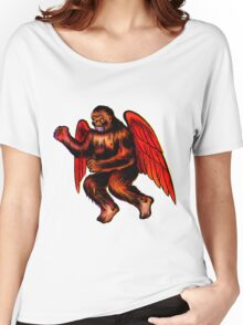 Holy Flying Kong! Women's Relaxed Fit T-Shirt