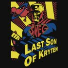 Last Son of Kryten by NerdUniversitee