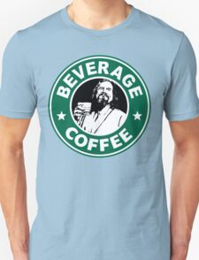 Lebowski Starbucks T-Shirt