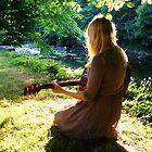 Scottish Singer by Nik Watt