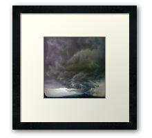 ©HCS The Rain Cloud Framed Print