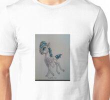 Winged Unicorn Foal Unisex T-Shirt