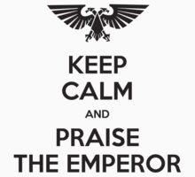 Praise the emperor by moombax