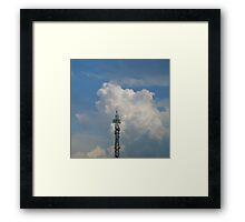 ©HCS Cloudscape Tower Square I Framed Print