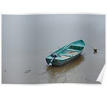 The Green Boat Poster