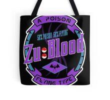 Zu Blood Tote Bag