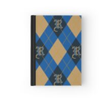 Ravenclaw Argyle Hardcover Journal