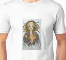 Earth Woman Unisex T-Shirt