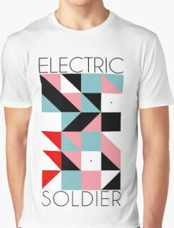 Electric Soldier: Porygon Graphic T-Shirt