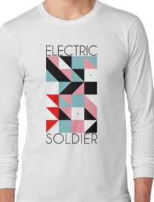 Electric Soldier: Porygon Long Sleeve T-Shirt