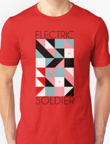 Electric Soldier: Porygon Unisex T-Shirt