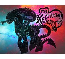 My Little Xenomorph Print Photographic Print