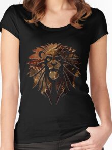 Guild Wars 2 - Black Lion Women's Fitted Scoop T-Shirt