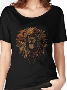 Guild Wars 2 - Black Lion Women's Relaxed Fit T-Shirt
