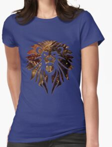 Guild Wars 2 - Black Lion Womens Fitted T-Shirt