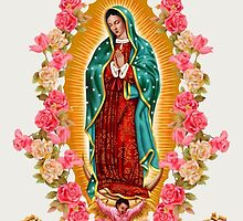 virgen de guadalupe by cesarazcona
