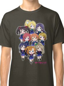 LOVE LIVE! SCHOOL IDOL PROJECT Classic T-Shirt